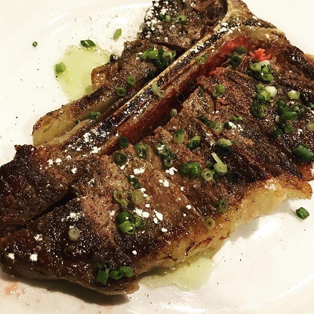 ブラックアンガス牛のステーキ。#西麻布#六本木 #nishiazabu#roppongi#steak #帝國食堂#ブラックアンガス#アンガス#ステーキ#肉